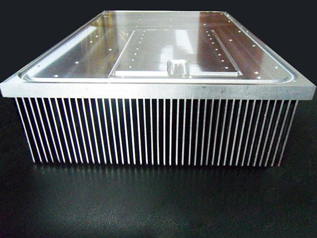 插片散热器2